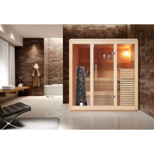 Sauna seca premium AX-007A