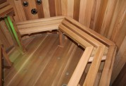 Ofuro japonés / Tina de madera exterior AV-001