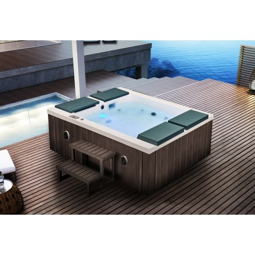 Spa jacuzzi exterior AS-0031B