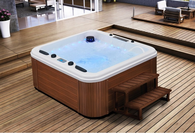 Spa jacuzzi exterior AS-015