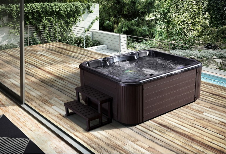 Spa jacuzzi exterior AT-002
