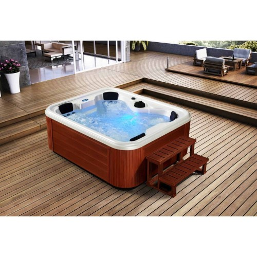 "Spa jacuzzi exterior AW-004 ""low cost"""