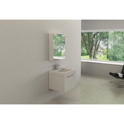 Conjunto mueble de baño suspendido AB-002A