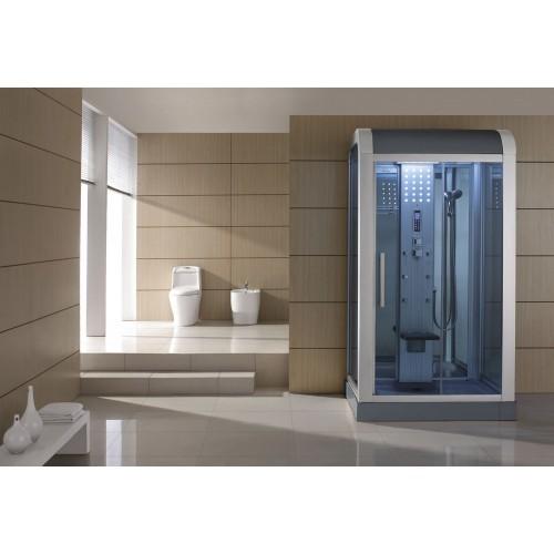 Cabine hidromassagem com sauna AS-010B