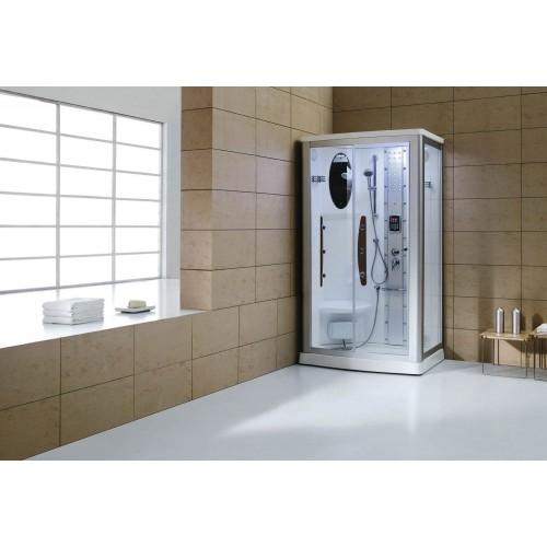 Cabina hidromasaje con sauna AS-013