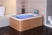 Spa jacuzzi exterior AS-009