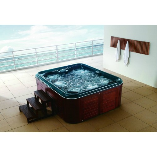 "Spa jacuzzi exterior AW-003 ""low cost"""
