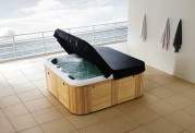 Spa jacuzzi exterior AW-004 low cost