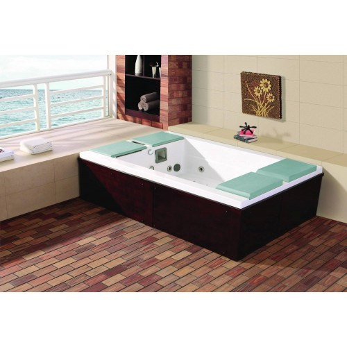 "Spa jacuzzi exterior AW-0031B ""low cost"""