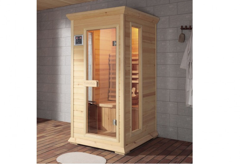 Sauna seca económica AR-005A
