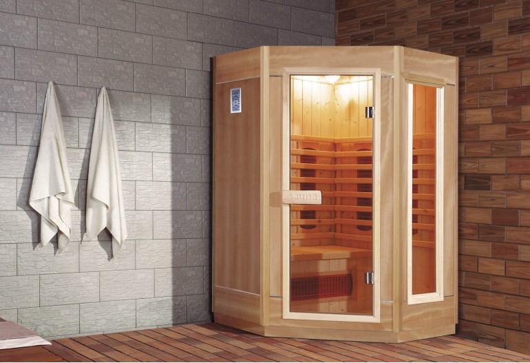 Sauna seca económica AR-009A