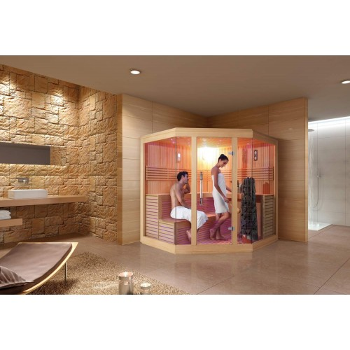 Sauna seca premium AX-006C
