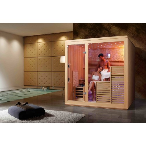 Sauna seca premium AX-010C