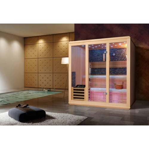 Sauna seca premium AX-011B