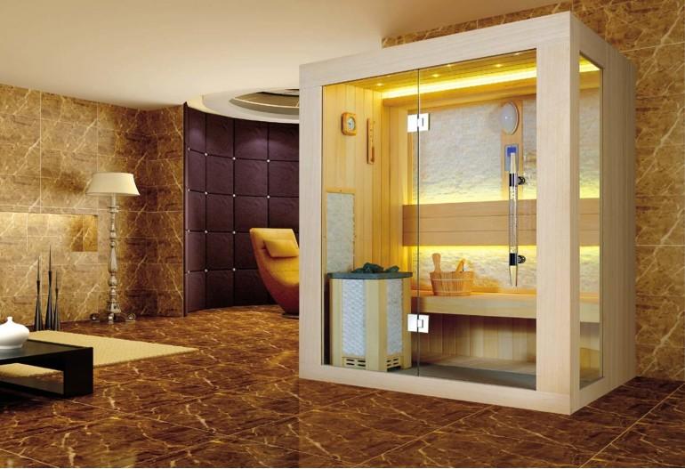 Sauna seca premium AX-030B