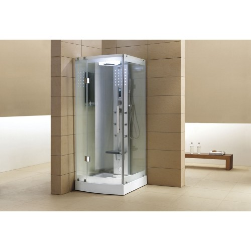 Cabine hidromassagem com sauna AS-002A-2