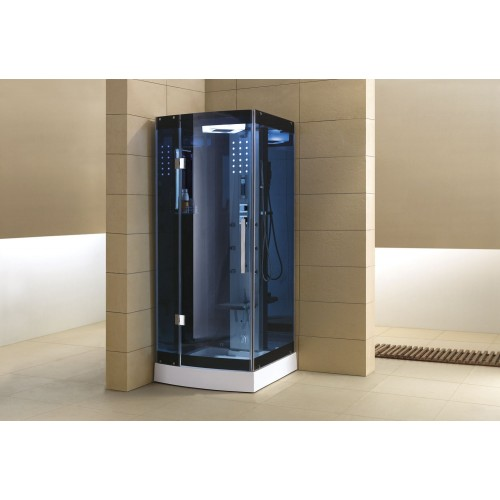 Cabine hidromassagem com sauna AS-002B-2