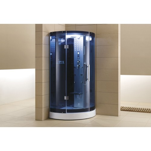 Cabine hidromassagem com sauna AS-003B-2