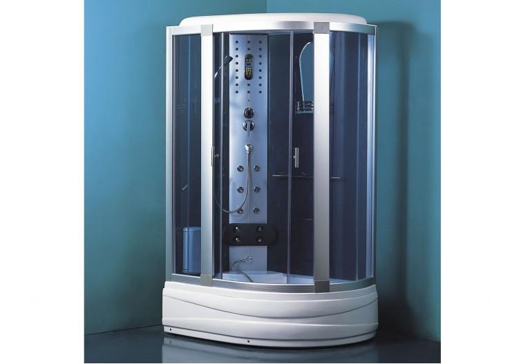 Cabina hidromasaje y bañera con sauna AT-005