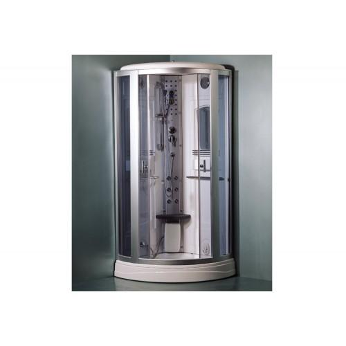 Cabina hidromasaje con sauna AS-017-1