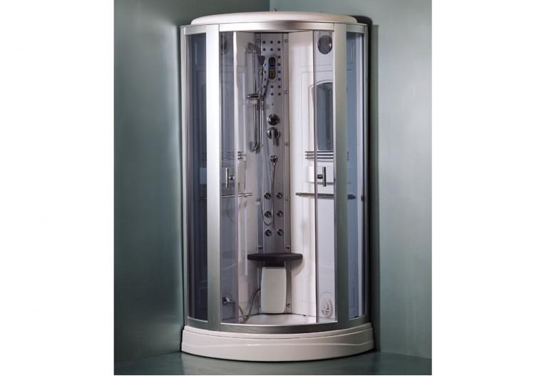 Cabina hidromasaje con sauna AS-017