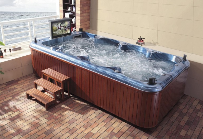 Piscina spa AT-002