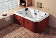 Spa jacuzzi exterior AS-008B