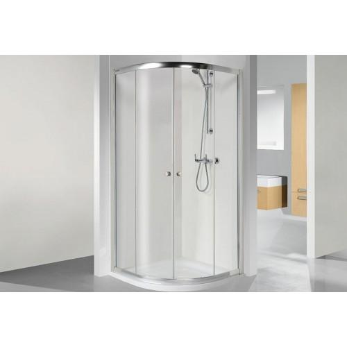 Mampara de ducha / baño + plato AM-001B