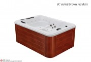 Spa jacuzzi exterior AS-013