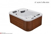Spa jacuzzi exterior AT-013