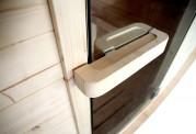 Sauna seca com forma de barril AF-001A